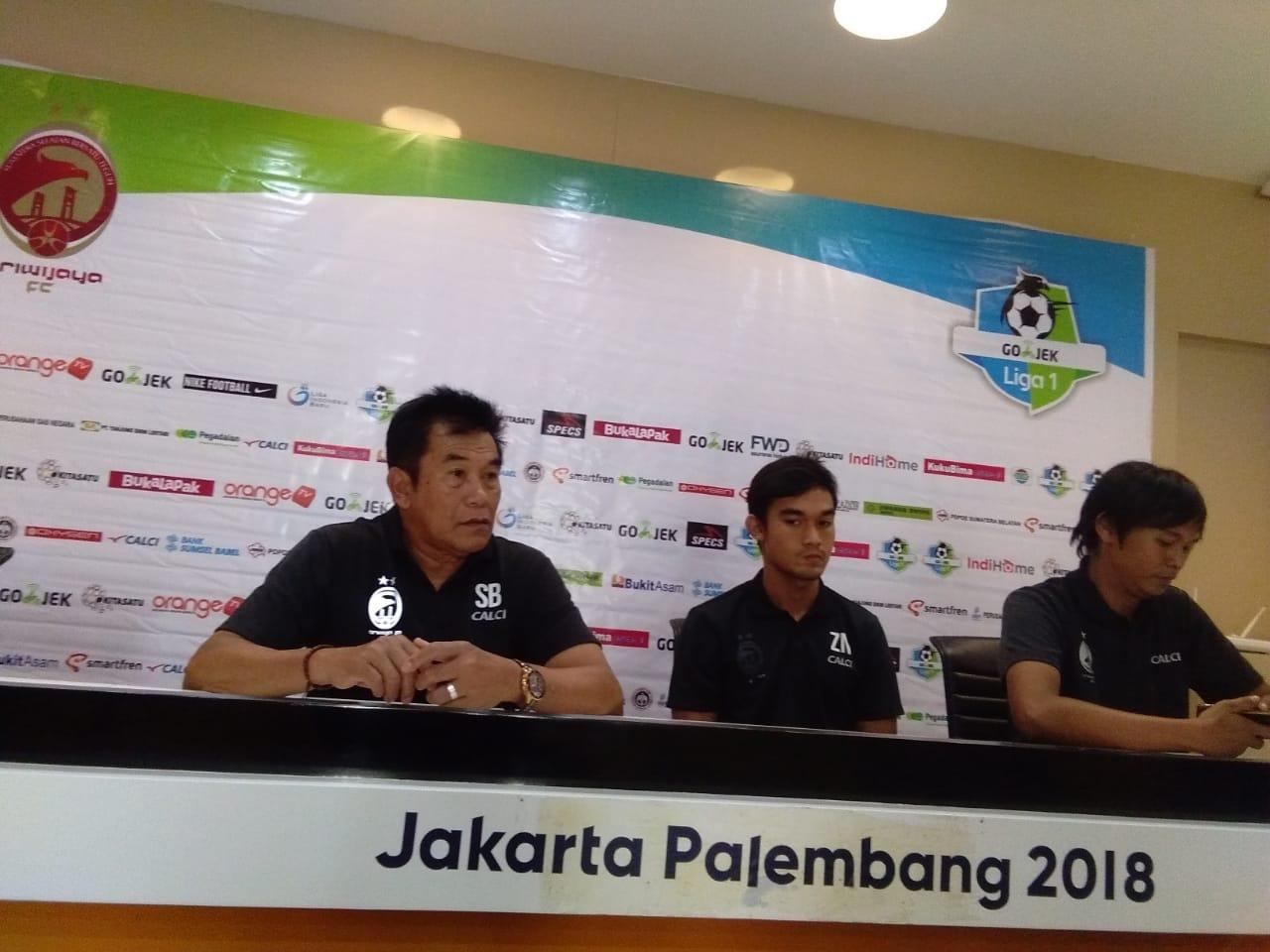 Jamu Persebaya, Sriwijaya FC Bertekad Setop <i>Hat-trick</i> Kekalahan