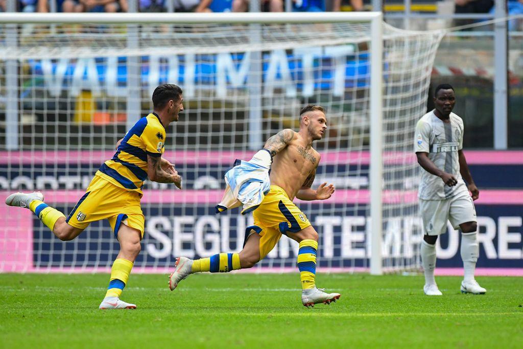Parma Raih Kemenangan Perdana di Kandang Inter Milan