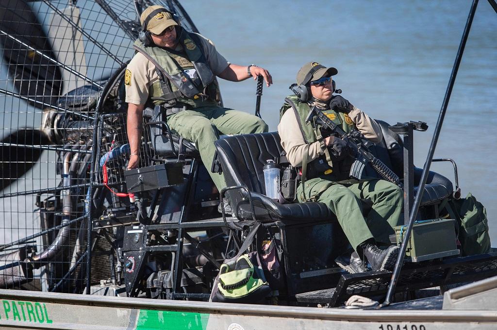 Bunuh Empat PSK, Agen Perbatasan AS Ditangkap