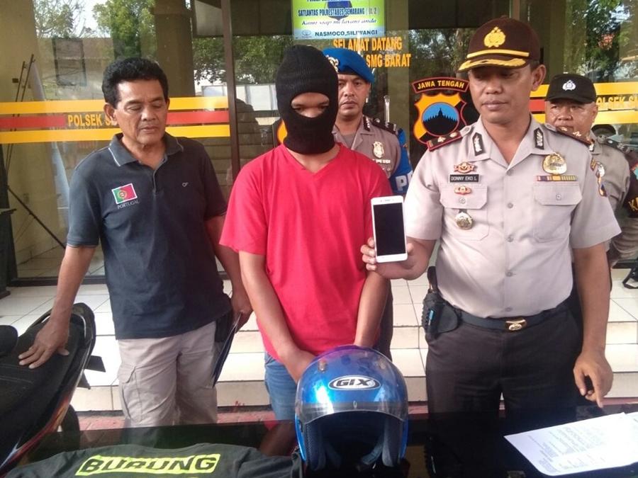 Pembunuh Pemandu Karaoke Semarang Masih di Bawah Umur