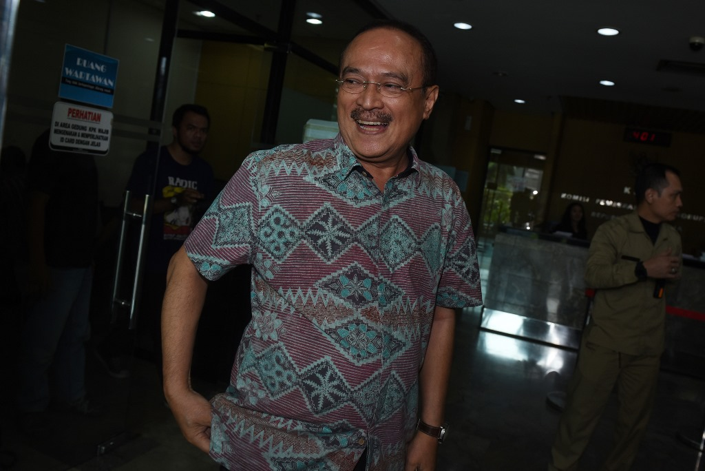 Eros Djarot akan Penuhi Permintaan Debby Nasution yang Pernah Ditolaknya