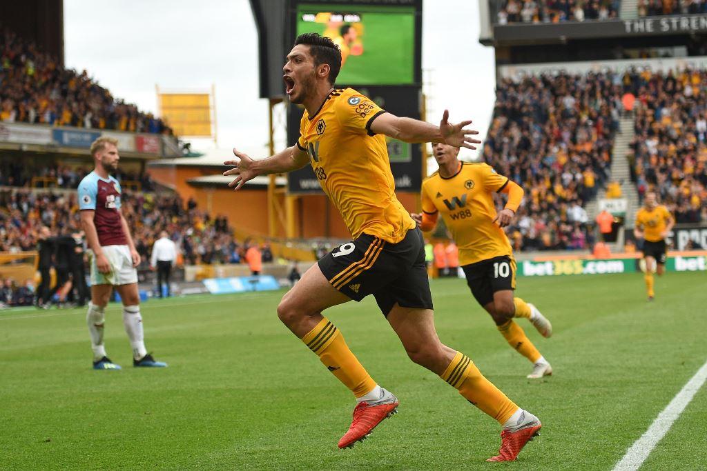 Gol Tunggal Raul Jimenez Menangkan Wolverhampton