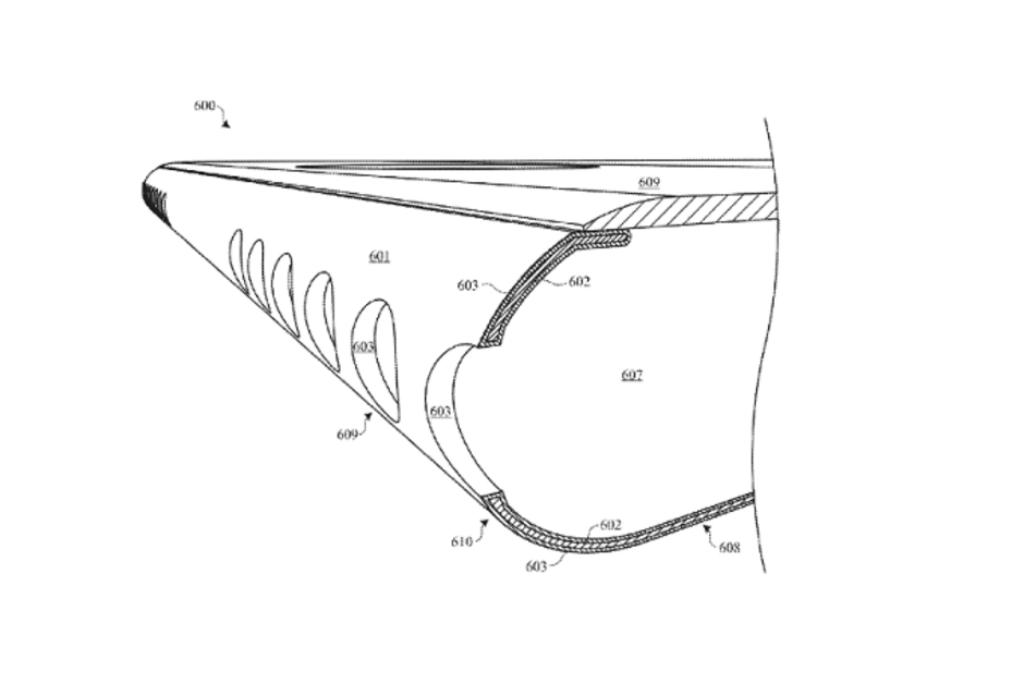 Dokumen Paten Apple Tampilkan iPhone Berdaya Tahan Tinggi
