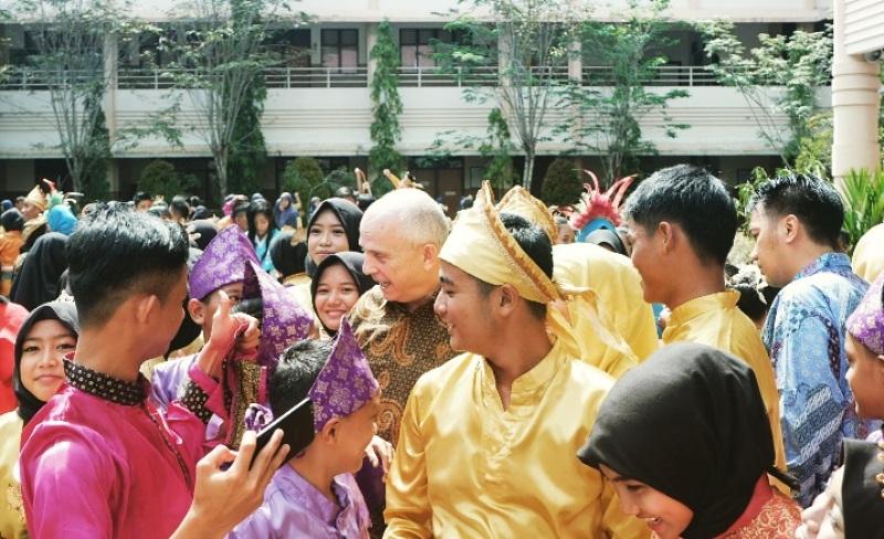Dubes AS Perkenalkan Kemitraan Strategis dengan RI di Kalimantan