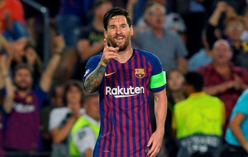 Messi tak Pernah Lelah Mencetak <i>Hattrick</i>