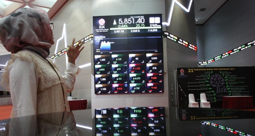 BEI: Pasar Saham <i>Shock</i> Respons Defisit Neraca Perdagangan
