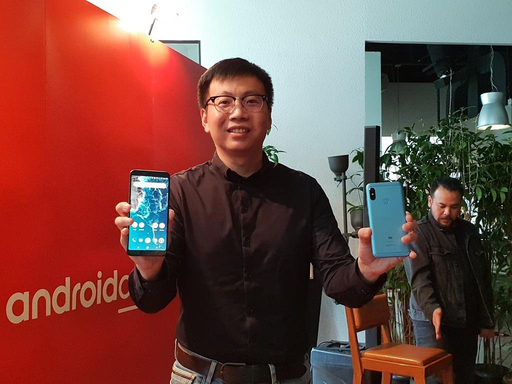 Terlambat, Xiaomi Boyong Mi A2 dan Mi A2 Lite ke Indonesia