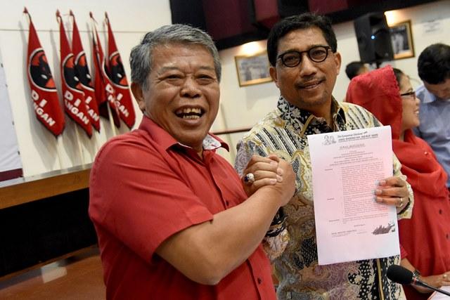 Kerja Nyata Presiden Jokowi jadi Pertimbangan Machfud Arifin