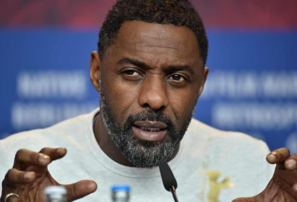 Untuk Kedua Kalinya, Idris Elba jadi Pembawa Acara Penghargaan FIFA
