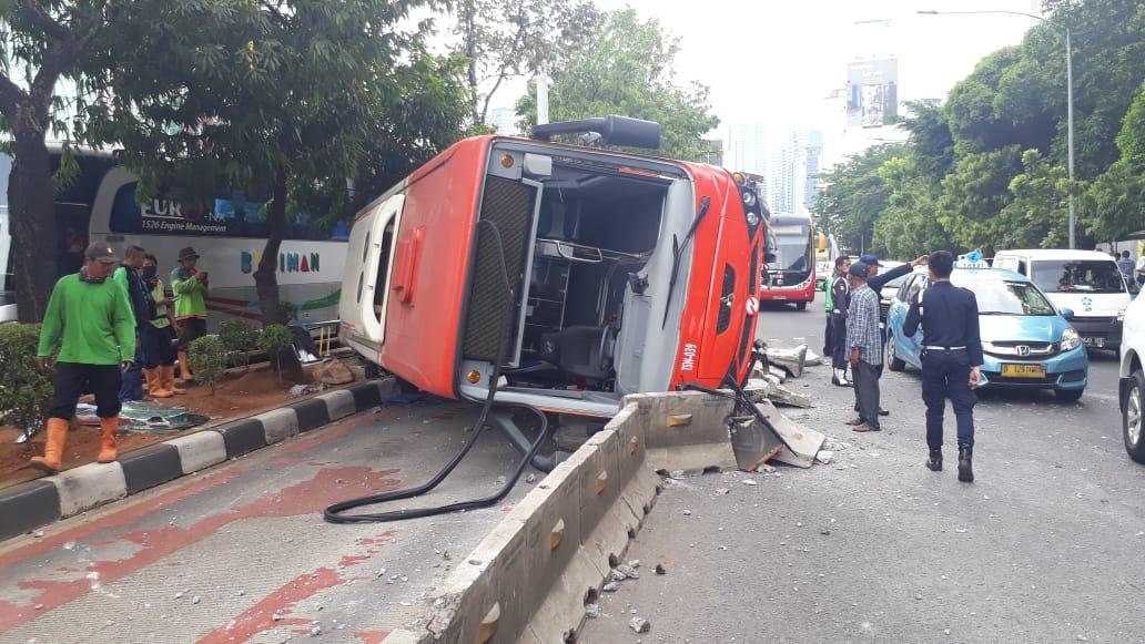 kecelakaan bus