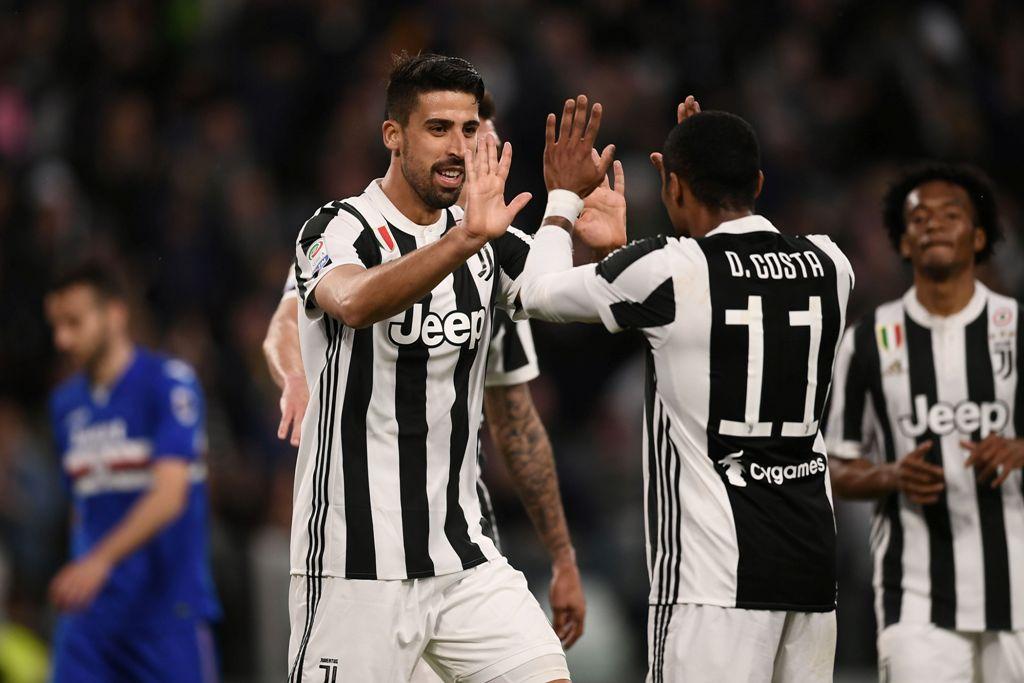 Dua Pemain Juventus Jadi Tumbal Kemenangan di Liga Champions