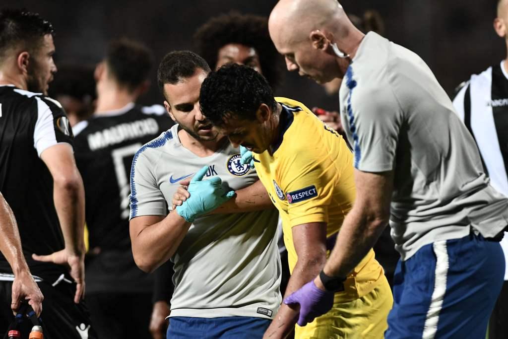 Kemenangan Chelsea, Nestapa Pedro