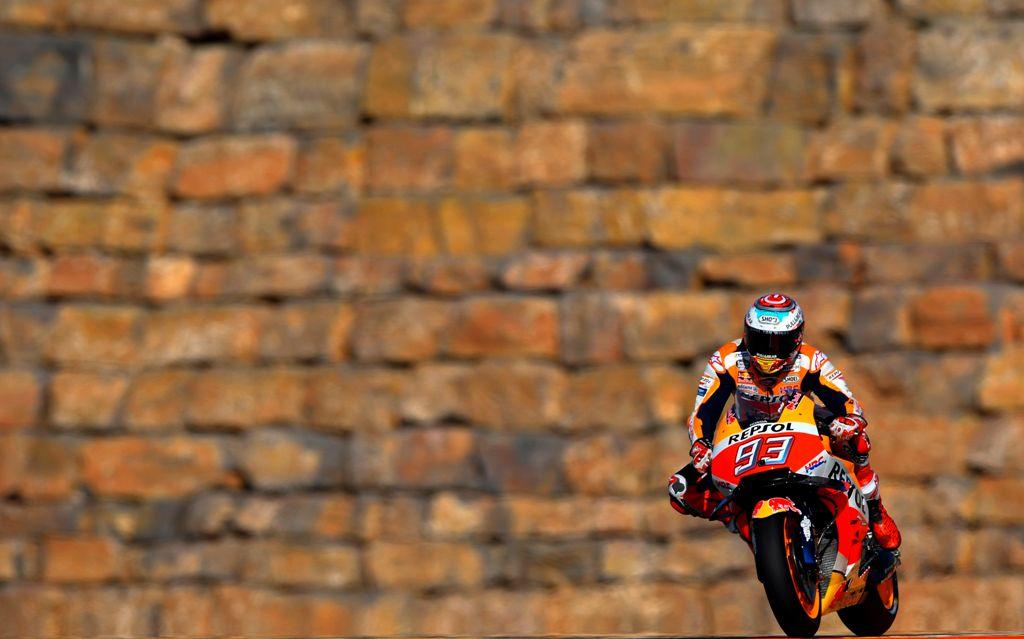 MotoGP: Marquez Patahkan Dominasi Ducati di Hari Pertama Latihan Bebas