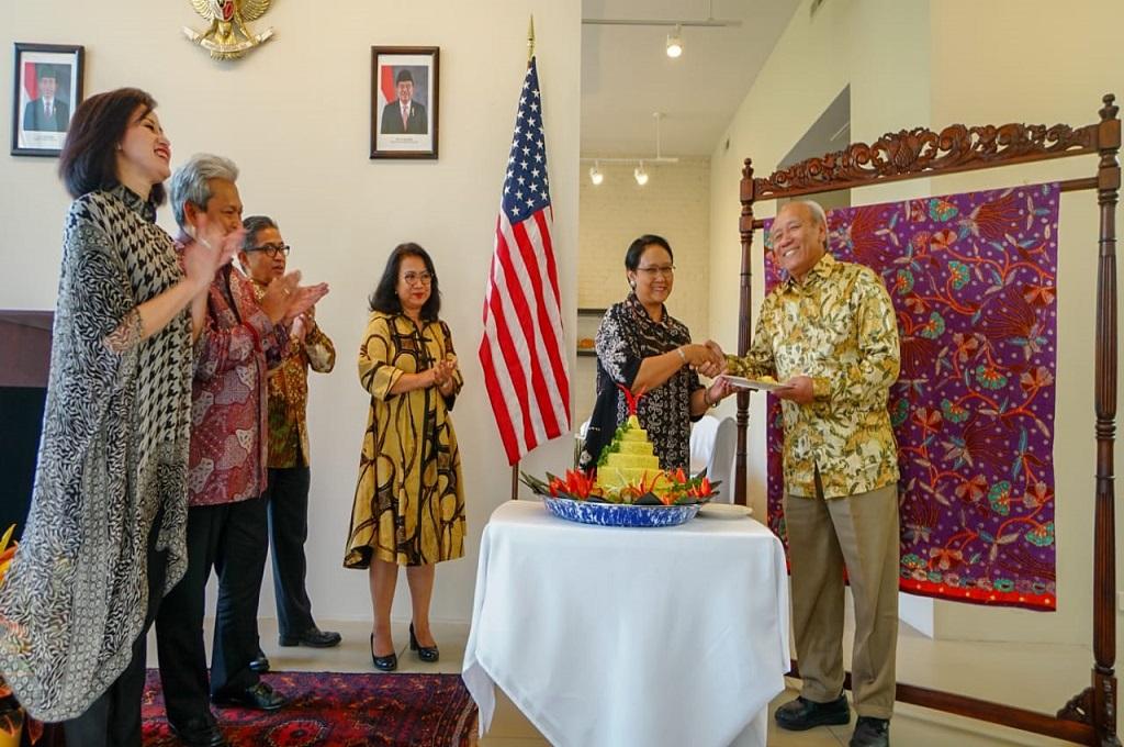 KJRI Chicago Menjadi Rumah Indonesia di Midwest AS