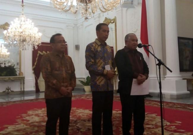 Din Syamsuddin Undurkan Diri sebagai Utusan Khusus Presiden