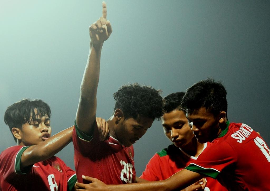 Timnas U-16 Jaga Kebugaran Usai Kalahkan Iran