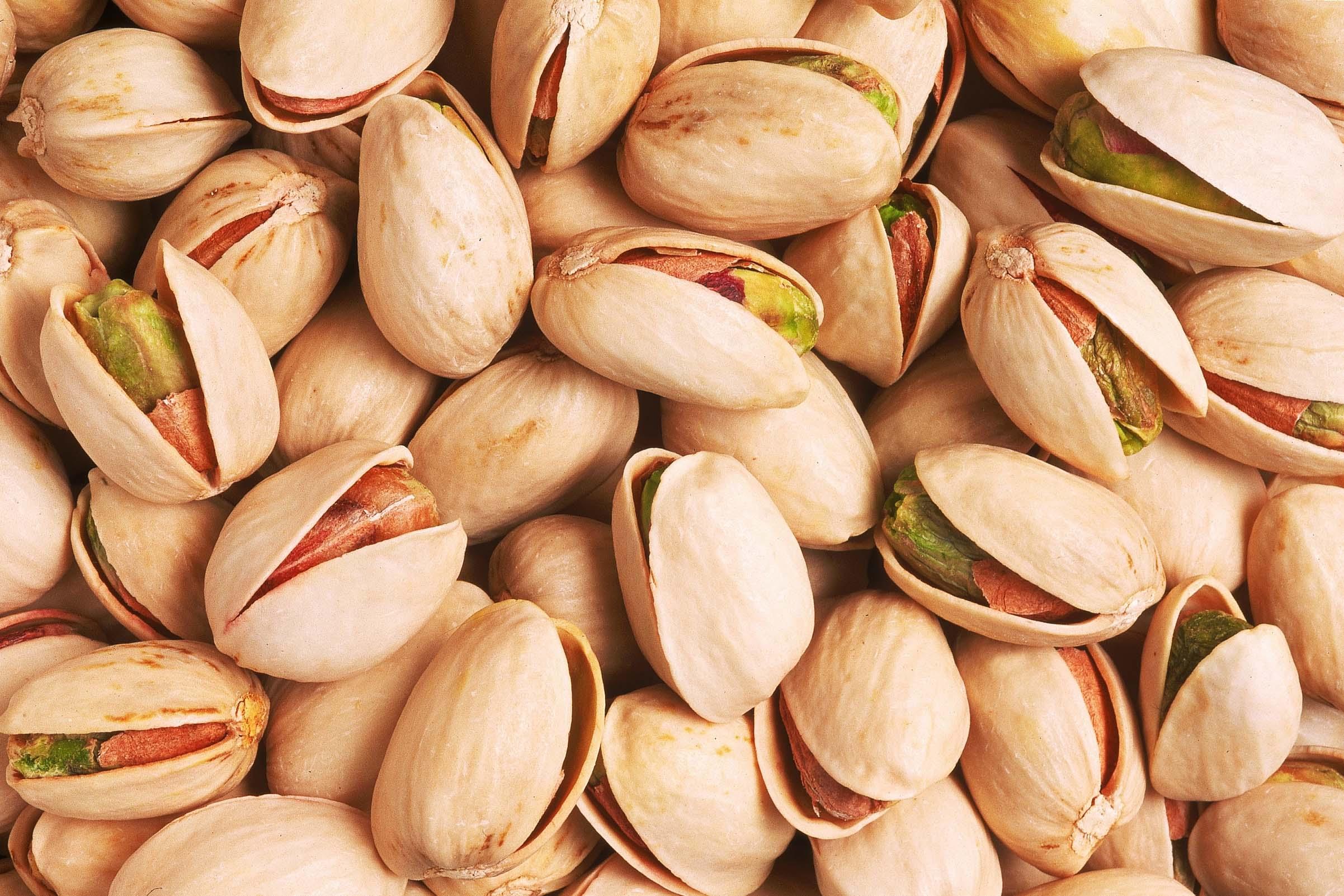 Meski Berlemak, Kacang Pistachio Menyehatkan