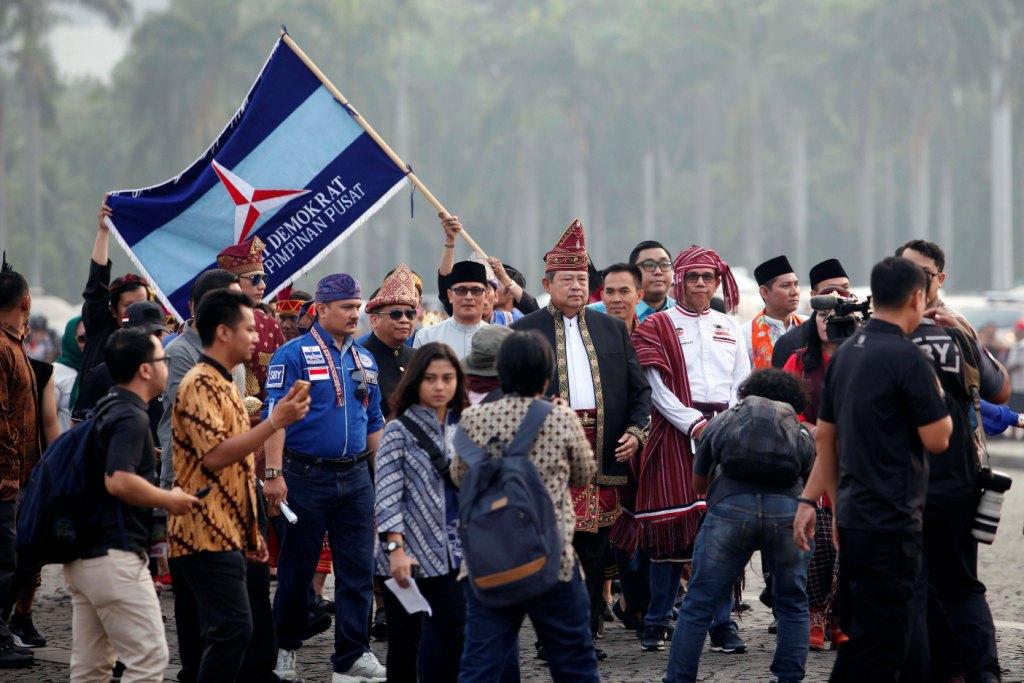 Fadli tak Masalah SBY tak Teken Deklarasi Kampanye Damai