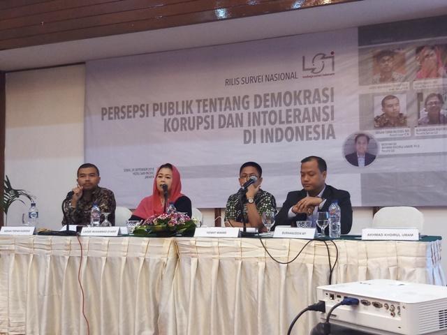 Yenny Wahid Umumkan Dukungan Politik Lusa