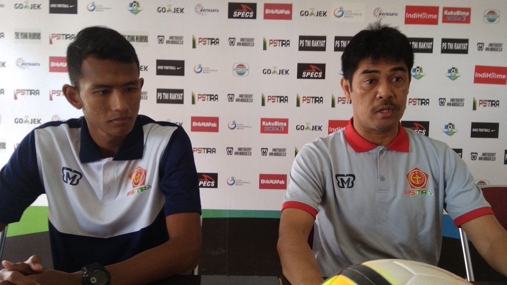 Komentar Nil Maizar usai Tahan Imbang Bali United
