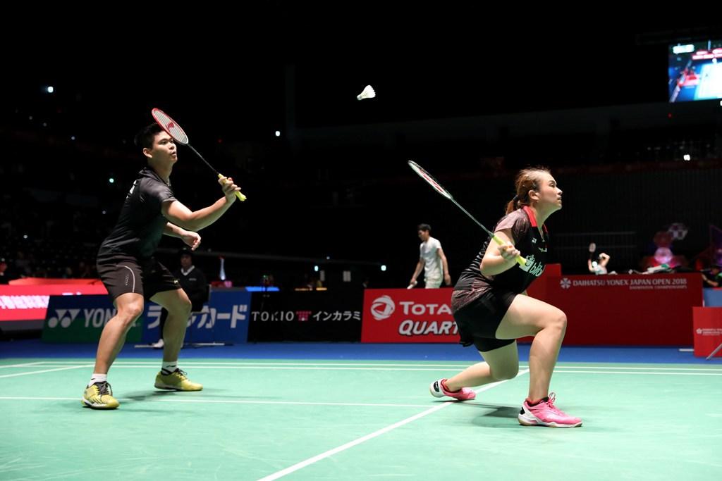 Hasil Tiga Ganda Campuran Indonesia di Korea Open 2018