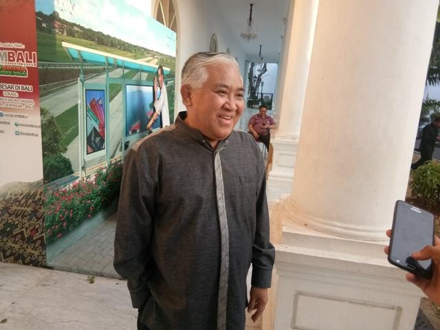 Din Syamsuddin Mengundurkan Diri