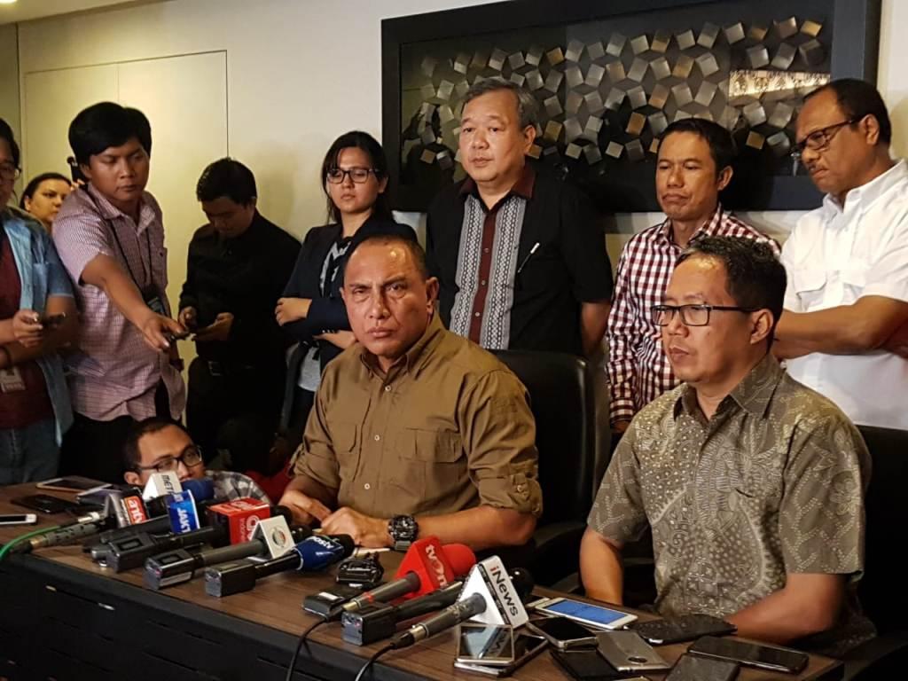 PSSI Setuju Liga Indonesia Dihentikan Sementara