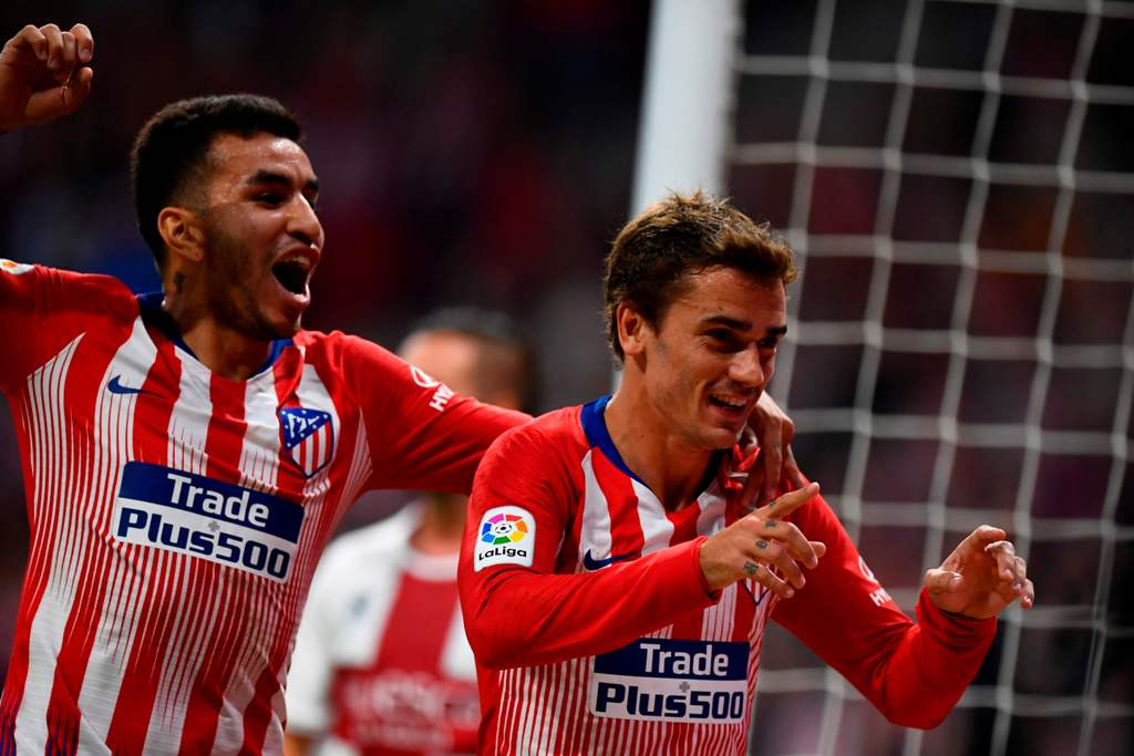 Atletico Madrid Permak Tim Promosi