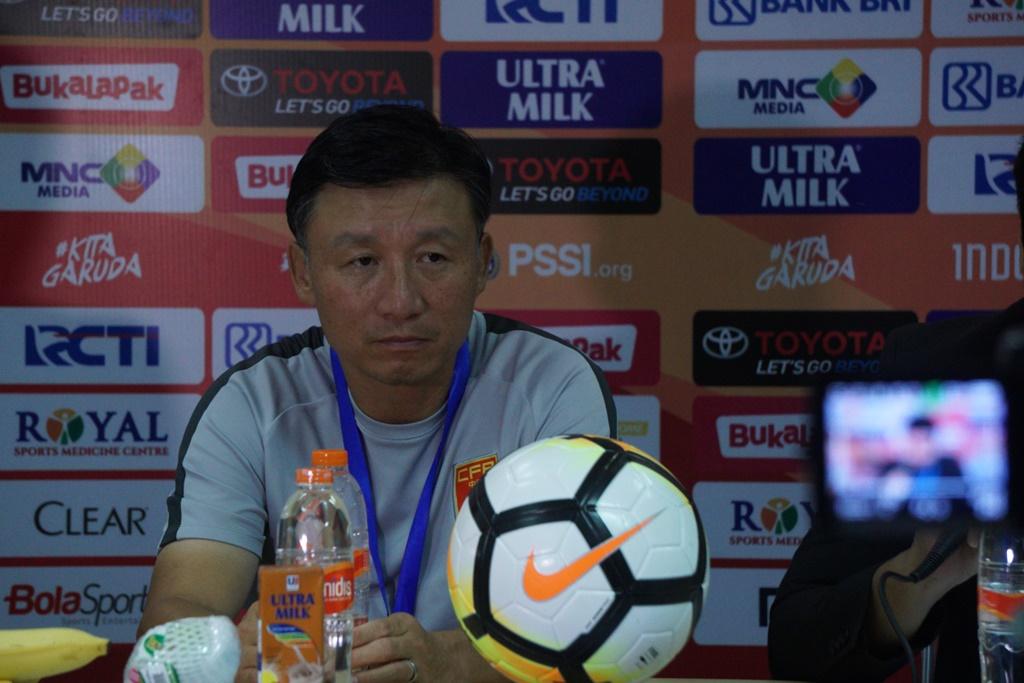 Usai jadi Juara, Pelatih Tiongkok U-19: Terima Kasih Indonesia!