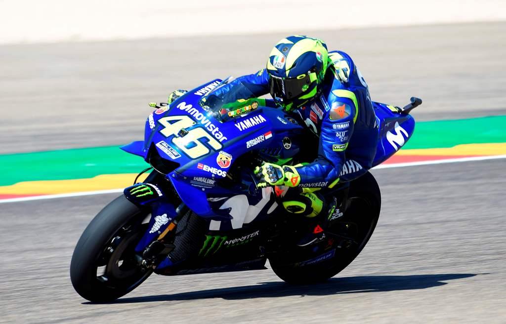 Rossi: Yamaha Belum Temukan Solusi