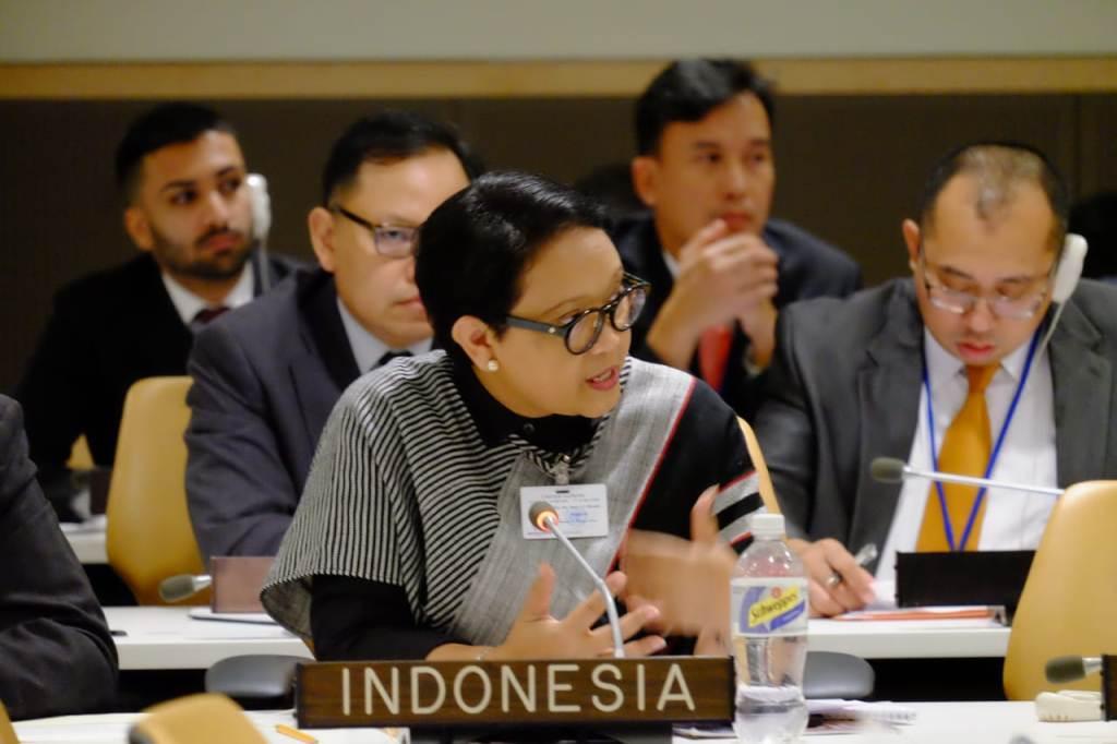 Indonesia Terus Bantu Pendanaan UNRWA Palestina