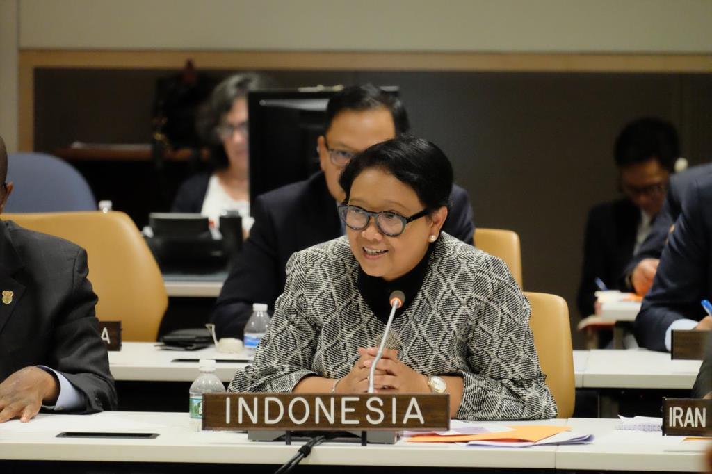 Indonesia Terus Dukung Perjuangan Palestina di UNGA 73