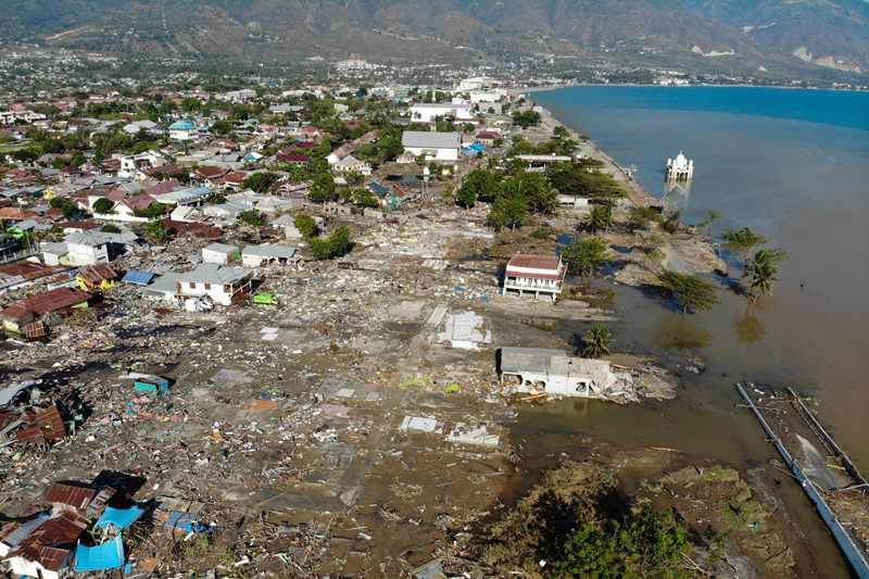 Kemenlu: Indonesia Terima Bantuan Internasional untuk Gempa Sulteng
