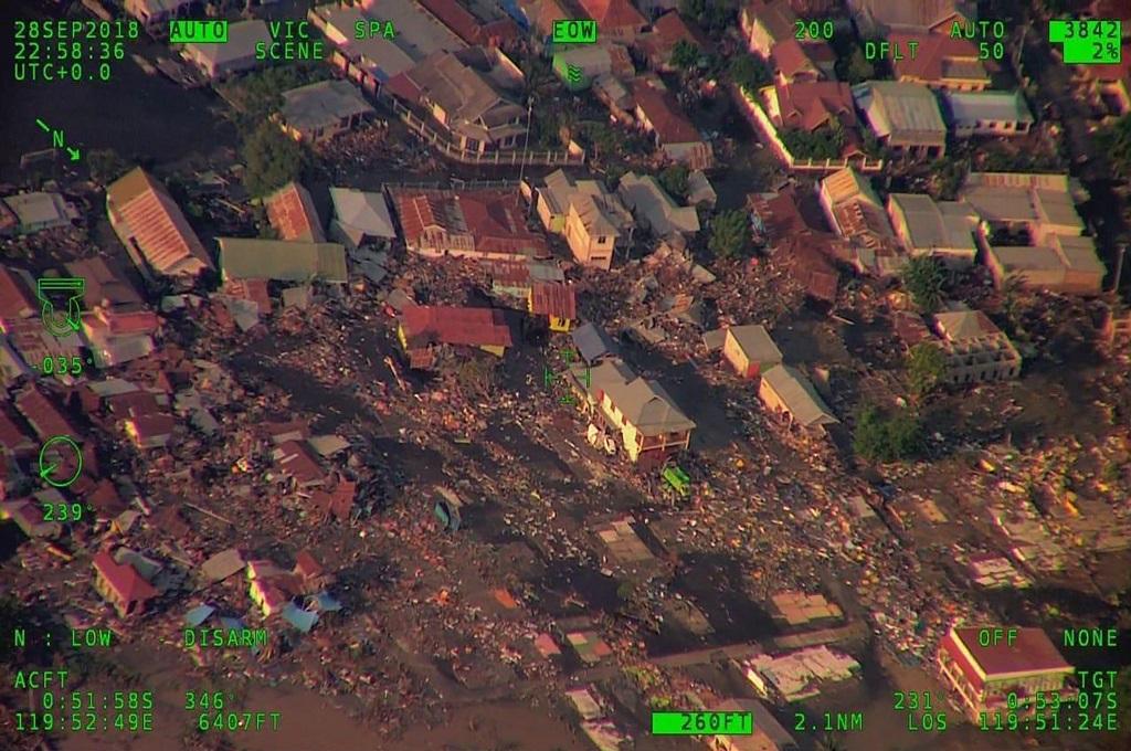 Inggris Siapkan Rp39,2 M untuk Korban Gempa Sulteng