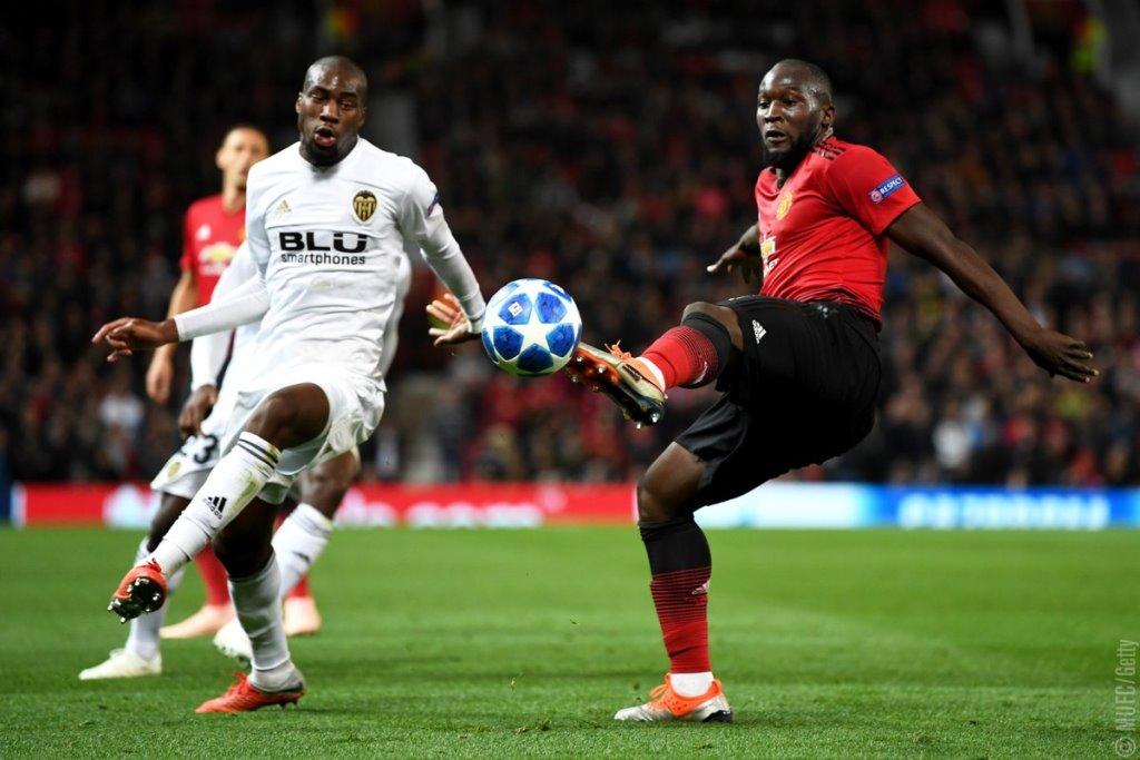 Valencia Tahan Imbang Manchester United di Old Trafford