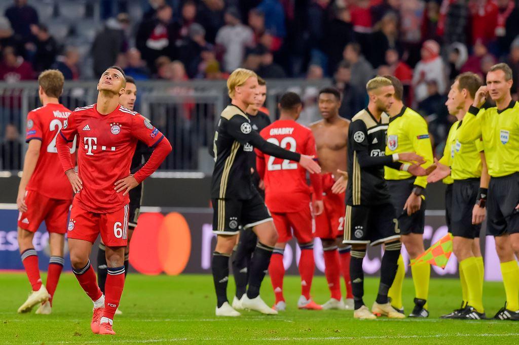 Muenchen Dipaksa Bermain Imbang oleh Ajax