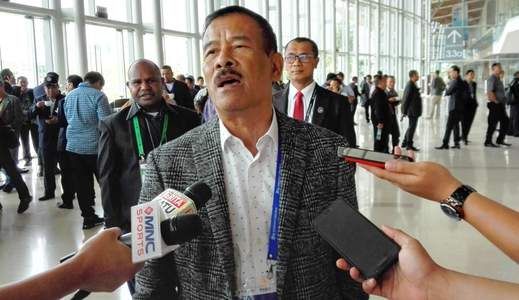 Persib Banjir Hukuman, Umuh Murka terhadap PSSI