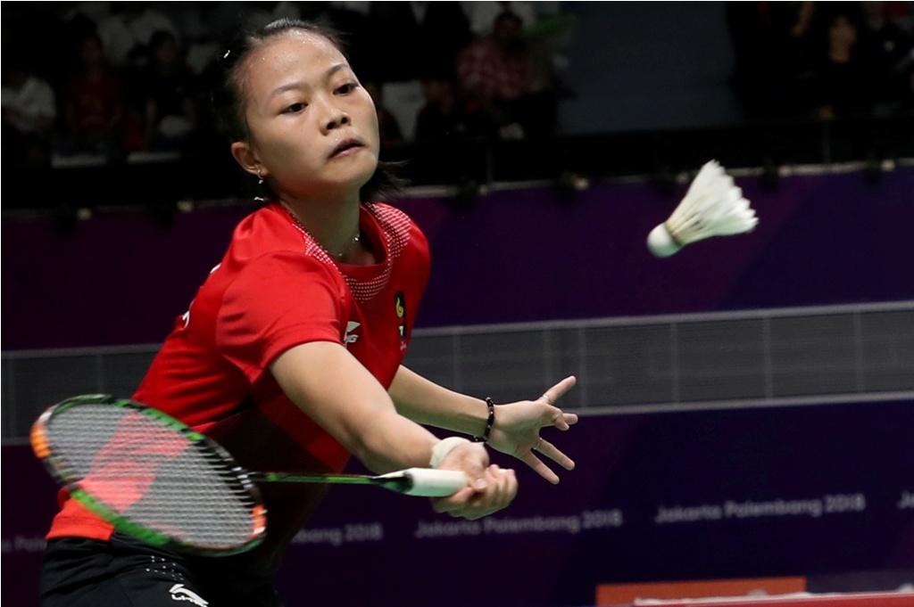 Fitriani Tanpa Hambatan di Chinese Taipei Open