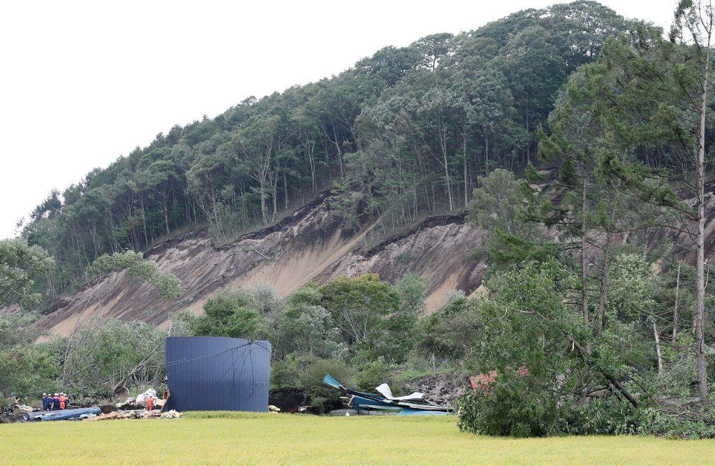 Gempa 5,4 SR Guncang Hokkaido Jepang