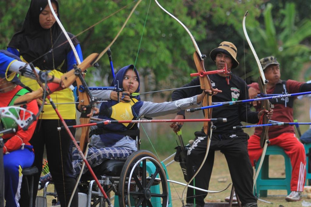 Turunkan 11 Atlet, Ini Target Tim Panahan Indonesia