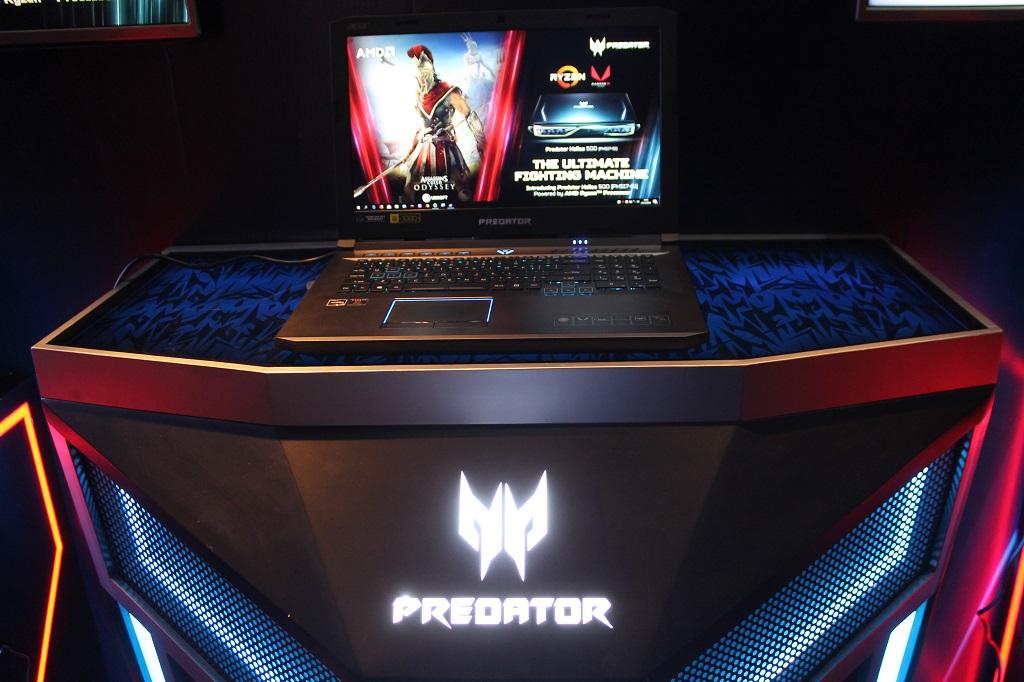 Acer Predator Helios 500 Bisa di-OC, Pentingkah?