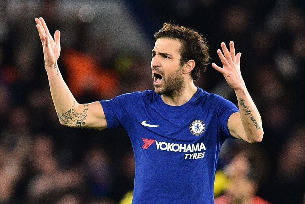 Fabregas ingin Lebih Lama di Chelsea
