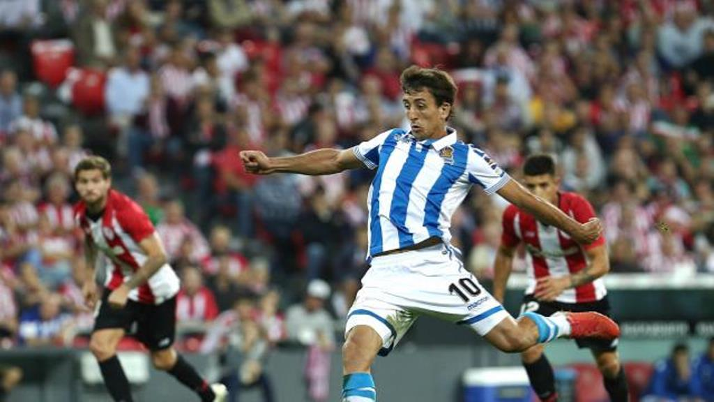 Real Sociedad Menangkan Derby <i>Basque</i>