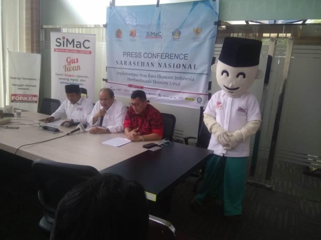 SIMAC-Akurindo Siap Dorong Arus Baru Ekonomi