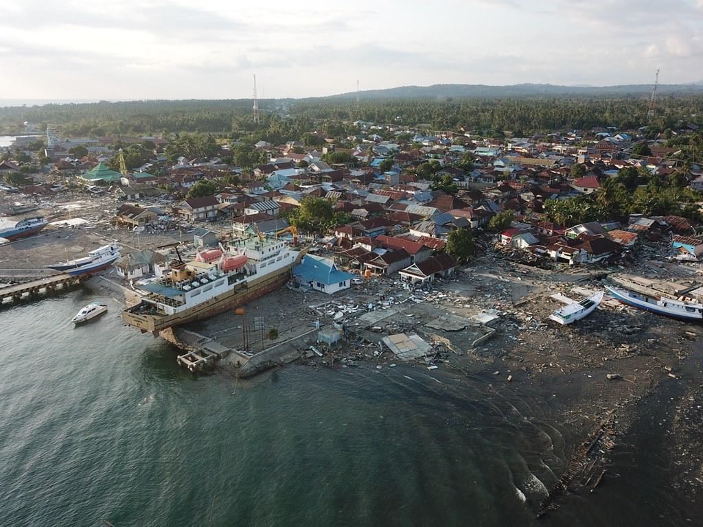 Kapal Sabuk Nusantara, Saksi Bisu Tsunami Palu