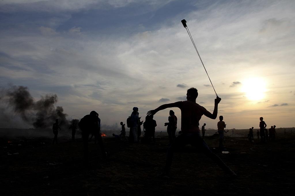 Tiga Warga Palestina Tewas Ditembak di Perbatasan Gaza