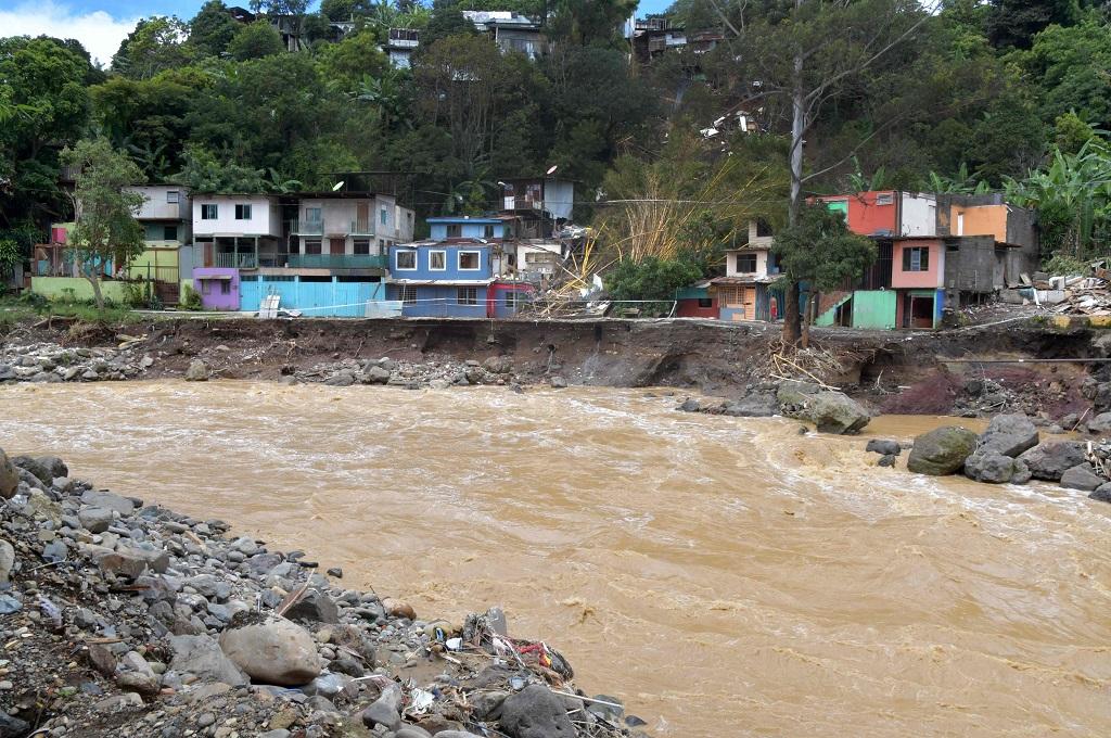 Banjir Parah Landa Kosta Rika, 1.000 Warga Dievakuasi