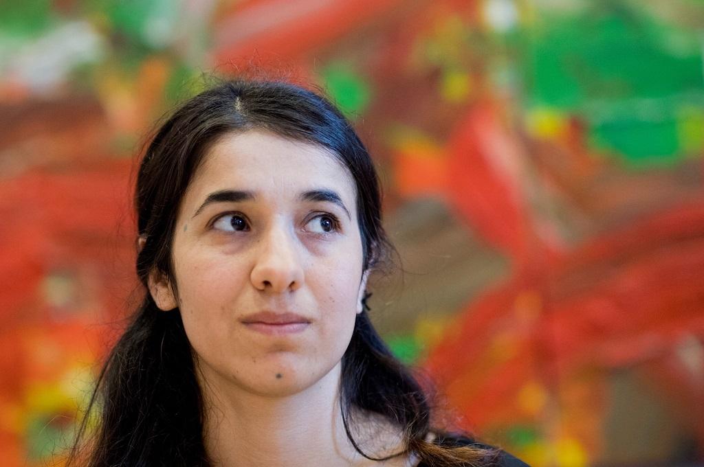 Nadia Murad Lanjutkan Perjuangan Minoritas Yazidi