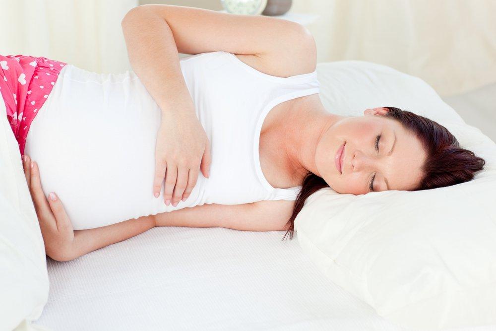 Jangan Sepelekan Masalah Tidur saat Hamil