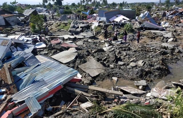Jawa Tengah Kirim 119 Relawan Bencana ke Palu